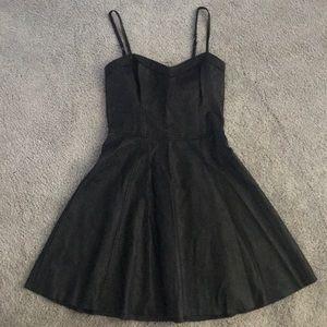 "Black Mini ""Abercrombie"" Dress. Size Small. Womens"